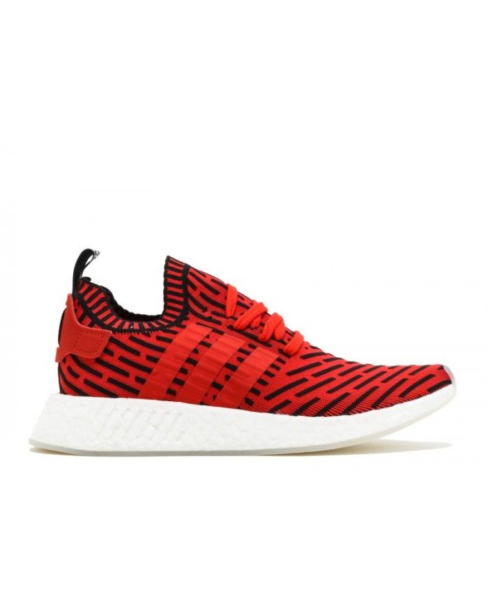 Chaussure Rougeftwr Coeur Primeknit Rougecoeur Adidas Nmd R2 eBxodC