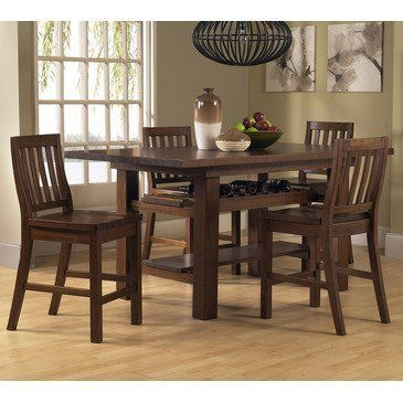 81 best images about kitchen counter height tables on for Non wood dining table
