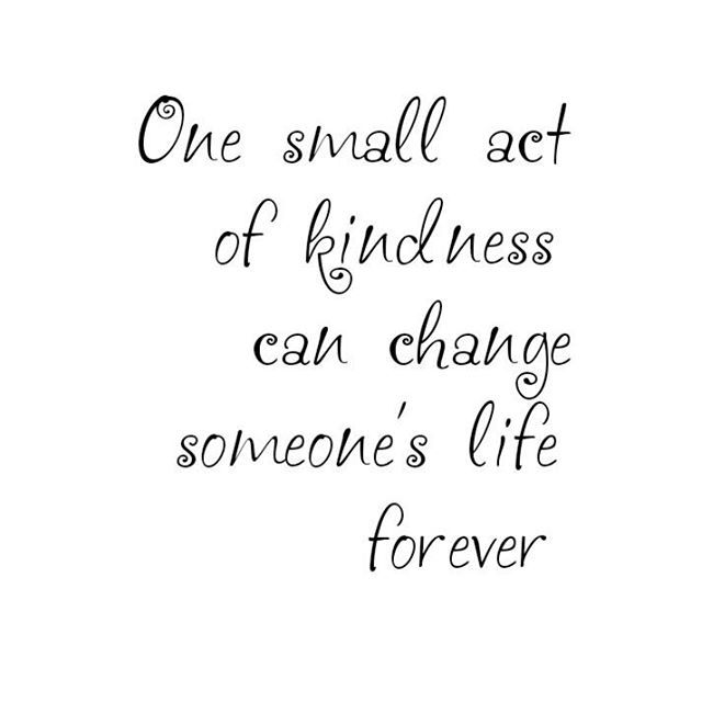 One Random Act Of Kindness At A Time Quote: Best 25+ Small Acts Of Kindness Ideas On Pinterest