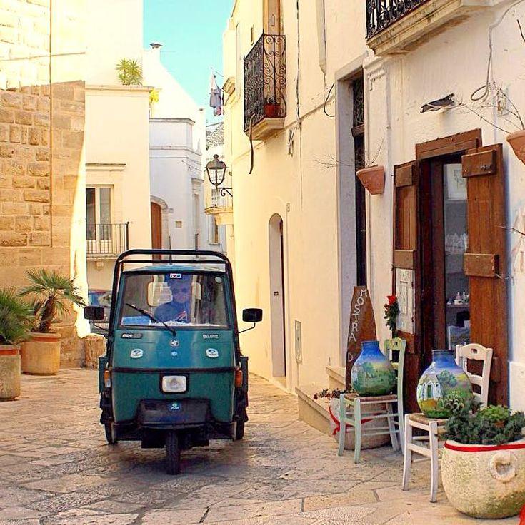 Co warto zobaczyć w Apulii, by zakochać się bez pamięci? W zasadzie wystarczy już kilka chwil, by przepaść na amen i zacząć planować przeprowadzkę :)