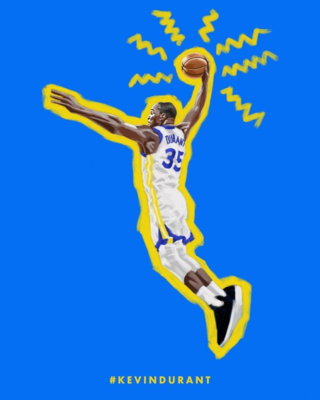 #KevinDurant See more at www.zoltanmaar.com  done with ProCreate on my Ipad Pro.     #kevindurant #sketch #draw #ipadpro #instaart #painting #digitalpainting #creative #procreate #art #artoftheday #goldenstatewarriors #dunk #sports #instaartist #bball #gsw #digitalart #illustration #dubs #drawing #sketchbook #warriors #arte #instagood #basketball #nba #basketball #ballislife #arte REPOSTING with credit is allowed & encouraged.