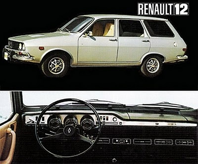 """Renault 12 """"Break"""" 1975  I have one of these I call it """"Desirée"""" wich means """"Desired"""" in french, it used to belong to my grandma and noe it's my baby"""