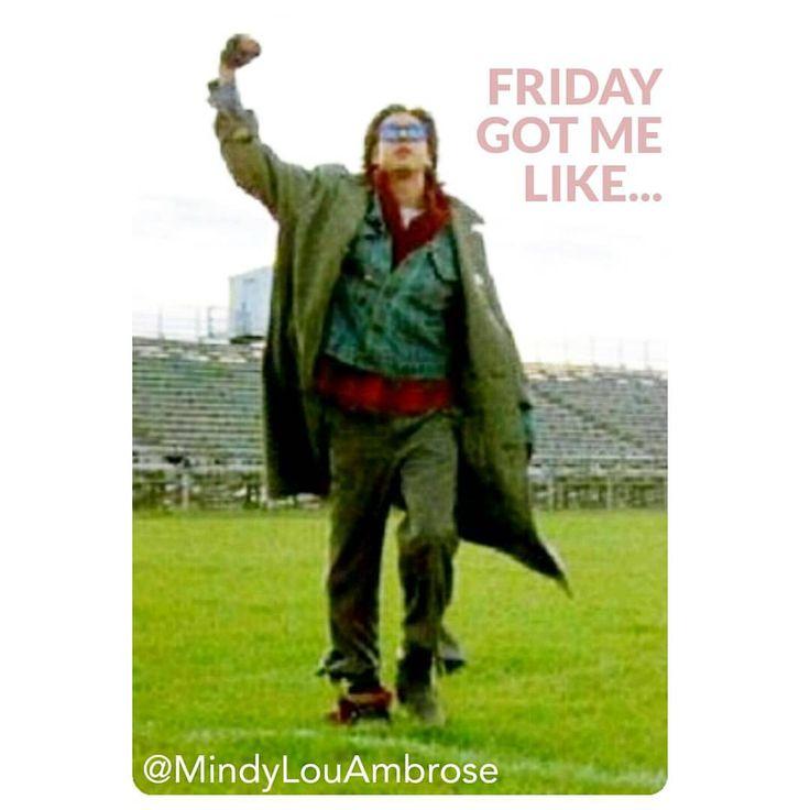 Yup… ✊ I love my life. I hope you all have a fantastic and fulfilling day! #friYay #weekendfun #80schild #wayBack #flashbackfridays #throwback #wheniwas #wheniwasyoung #popculture #80smovies #80smovie #80s #1980something #vanfitfam #bcabba #cbbf...
