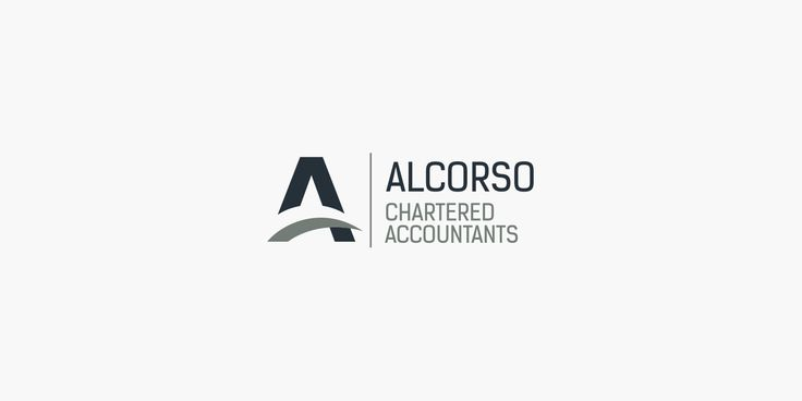 Alcorso Chartered Accountants Logo & Branding by Elitivia | Creative Agency - Launceston Tasmania
