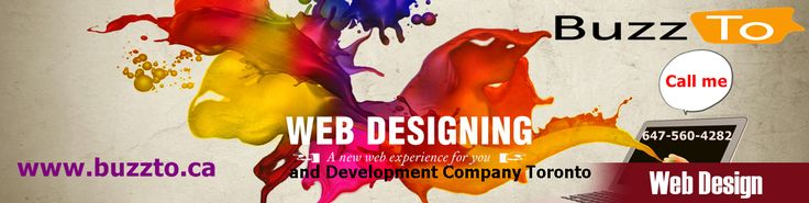 Buzzto is a Toronto based Web Development company that specializes in professional web design and web development services. We create digital experiences for brands and companies by using our creativity & technology in developing a website. We specialize