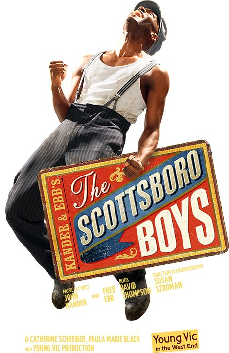 The Scottsboro Boys: Official Site for the London Musical