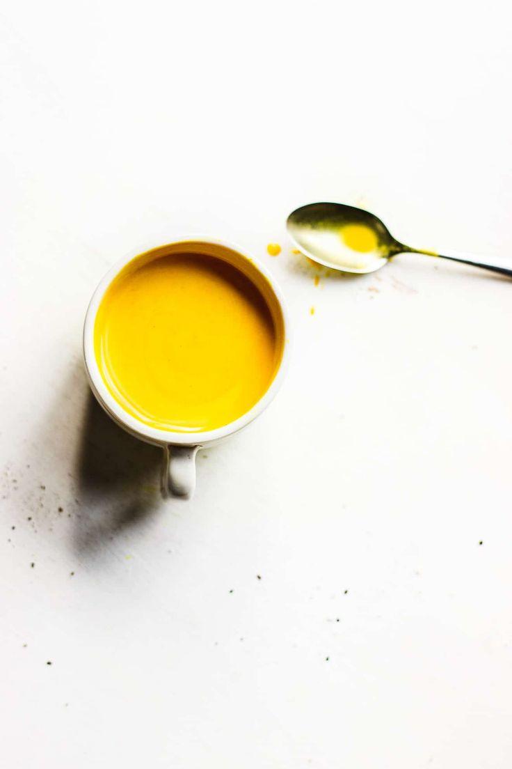 Magic Turmeric Elixir + a Turmeric Honey Golden Drink | With Food + Love