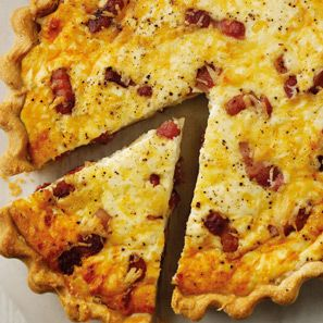 The 15 best quark recipes images on pinterest recipes quark quark quiche lorraine recipe by the lake district dairy co forumfinder Choice Image