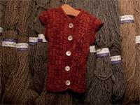 lana: chaleco sin mangas