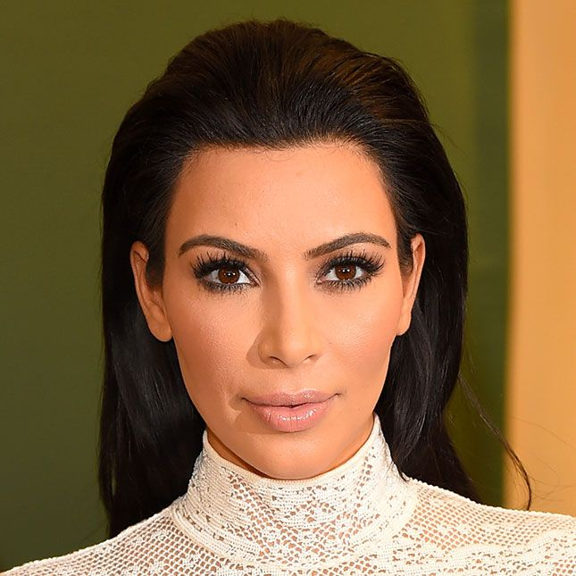 How to Copy Kim Kardashian's $1,200 Makeup Routine With ALL Drugstore Products | Brit + Co