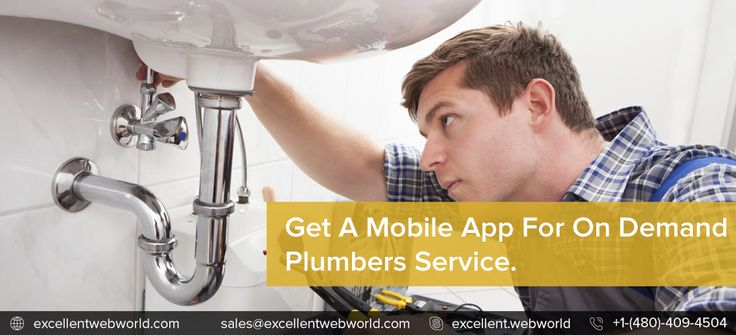 Start Your Own Uber for #Plumbers On Demand App