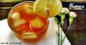Buzlu Çay Tarifiq