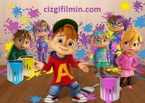 Alvin ve Sincaplar İzle