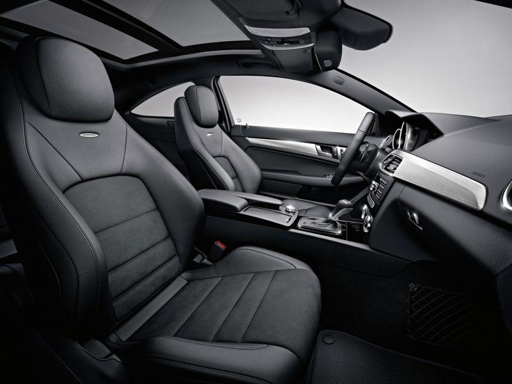 2014 Mercedes C Class Coupe Interior