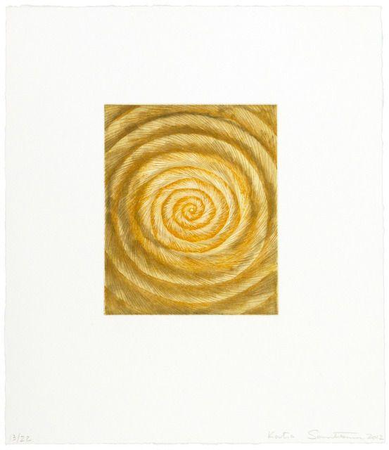 Katia Santibañez, La espiral caprichosa (2013) - Poligrafa I Art Basel Miami Beach