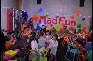 Enjoy the #kids #Birthday with #MADFUN, Why?