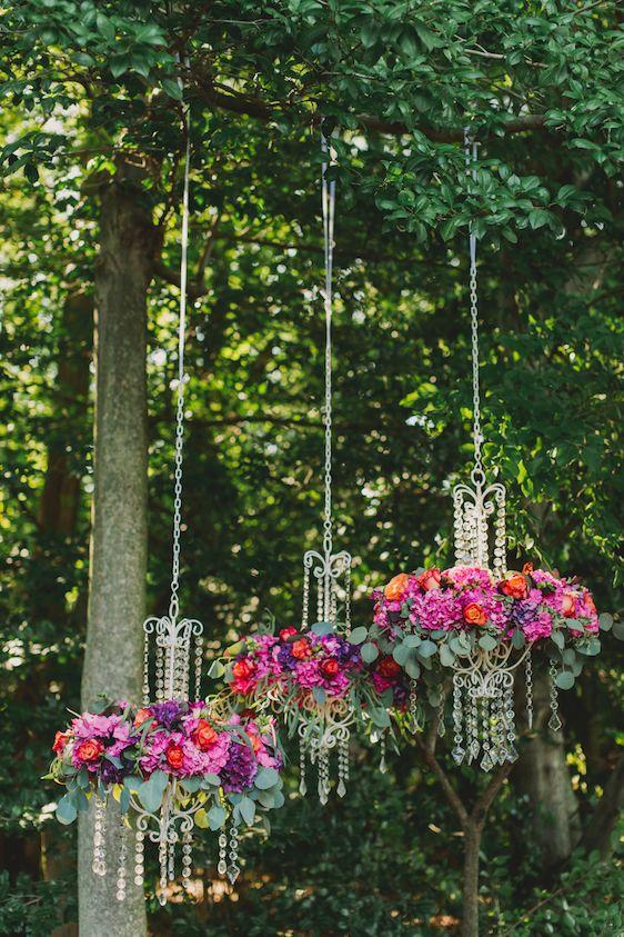 Bold and Beautiful Masquerade Wedding Inspiration