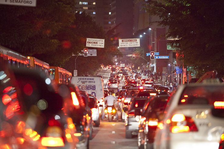The Most Traffic Congested Cities in the World  #Drivingtips
