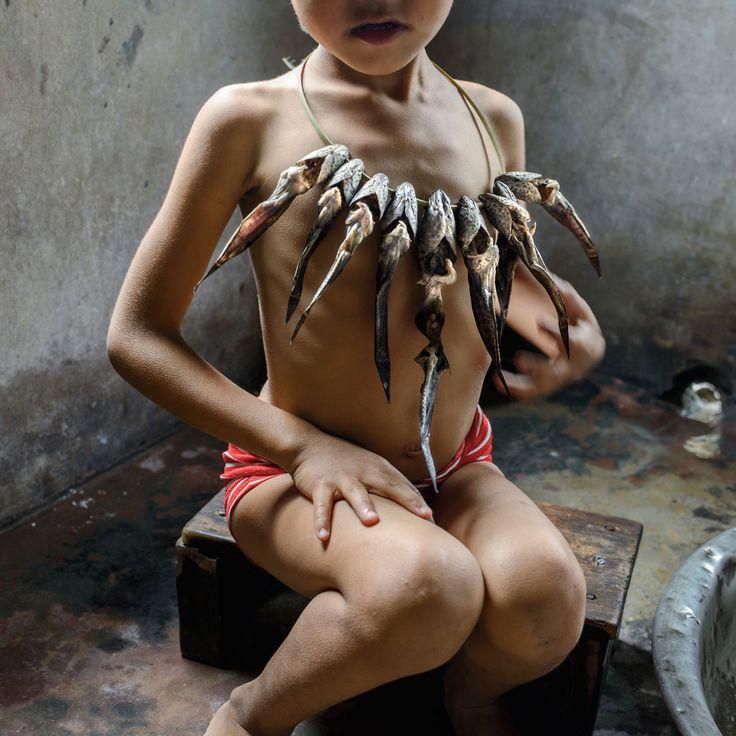 A girl from the Khasi tribe in India Karolin Klüppel