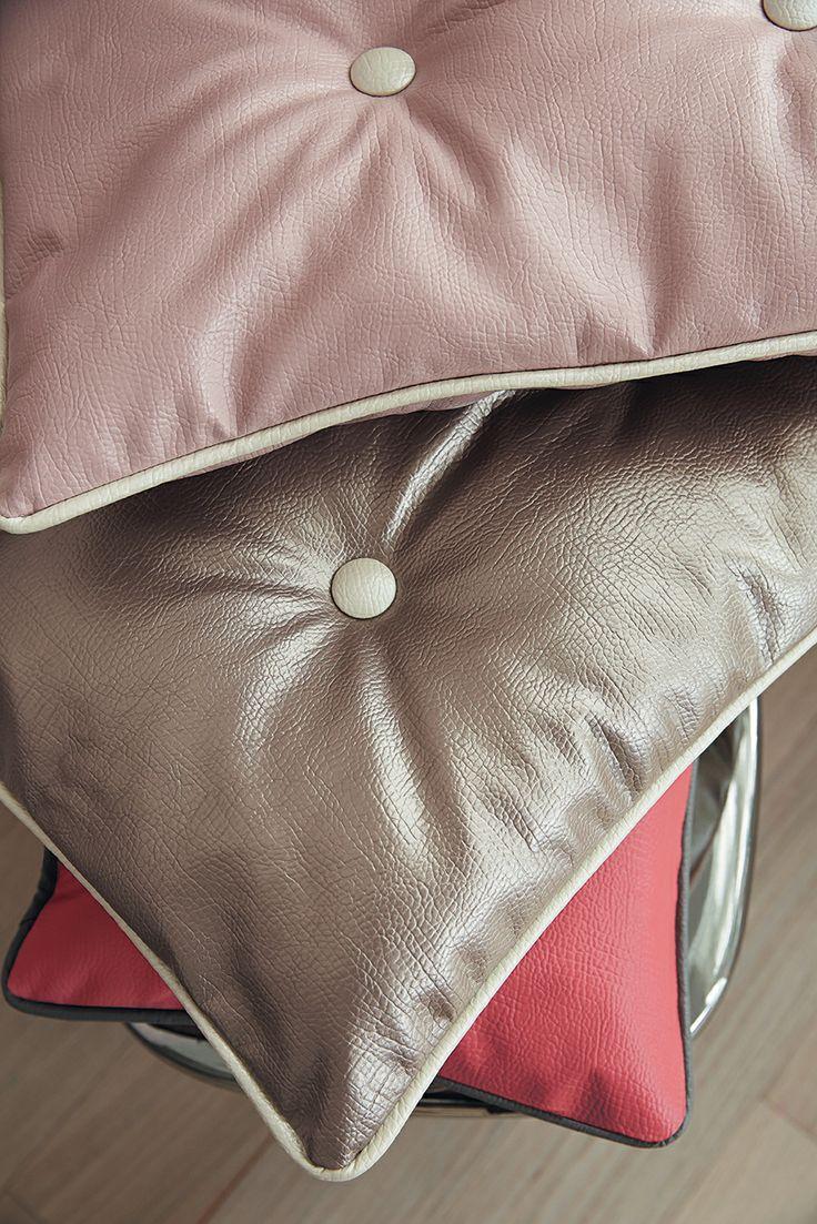 #Camengo #Mixology #Leather #Fabrics