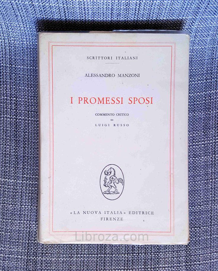 Alessandro Manzoni, I Promessi Sposi