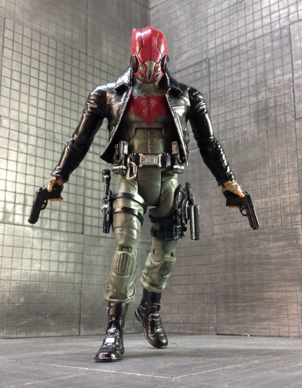 RED HOOD (movie concept) (DC Universe) Custom Action Figure