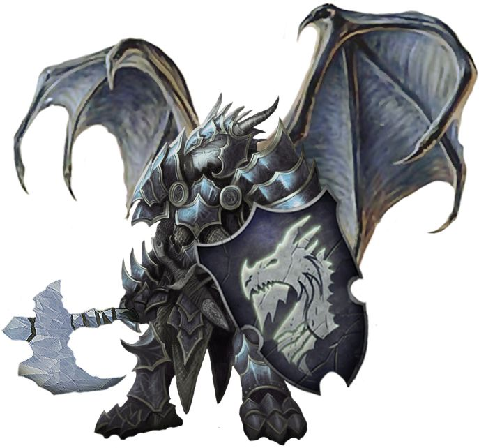 Dungeons and dragons dragonborn dragonborn with wings