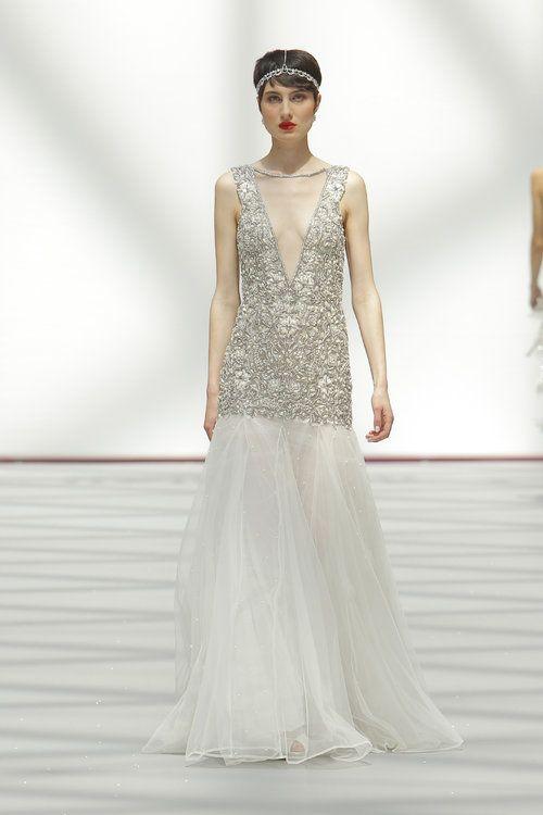 Vestidos novia madrid vintage