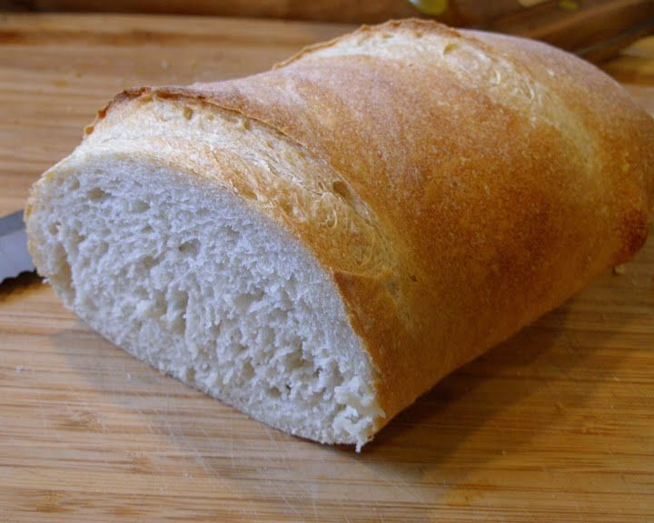 A Messy Kitchen: Sourdough French Bread with unfed starter - make gluten-free?