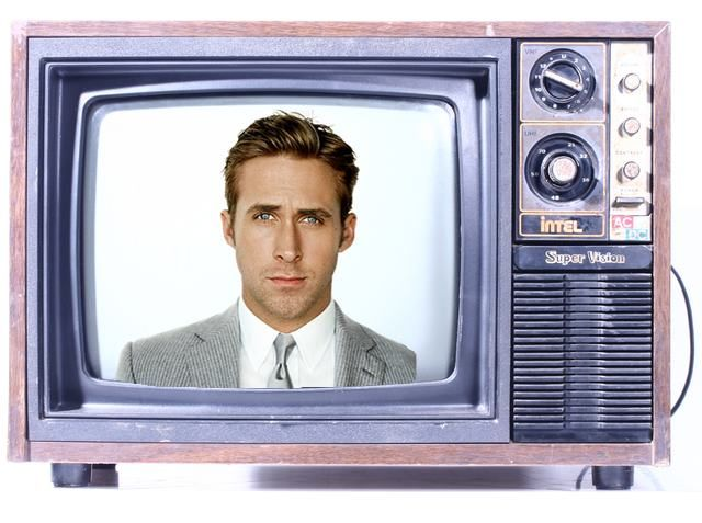 """Time warner cable is making a """"Ryan Gosling On Demand"""" channel.  Which means Mary can watch the Notebook every night. Oh wait. Too late."""