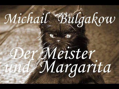 """MICHAIL BULGAKOW """"Der Meister und Margarita"""" Hörbuch"""