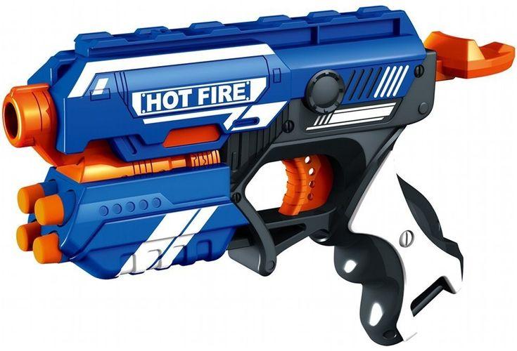 fake nerf guns nerf firestrike clone