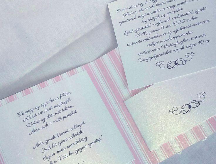csipkés esküvői meghívó 03.03