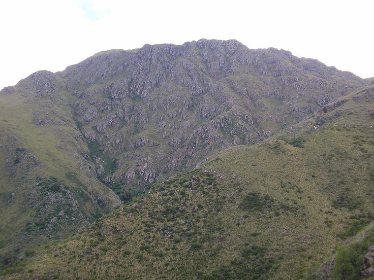 El cerro Uritorco  es un cerro de 1949 msnm en el centro de la Argentina, situado en el norte del Valle de Punilla, próximo a Capilla del Monte, en la provincia de Córdoba, accesible por las rutas RN 38 y provincial 17. Su cumbre es la máxima elevación de la Sierras Chicas, llamada antiguamente Viarava. Es considerada la sexta Maravilla Natural de Córdoba.