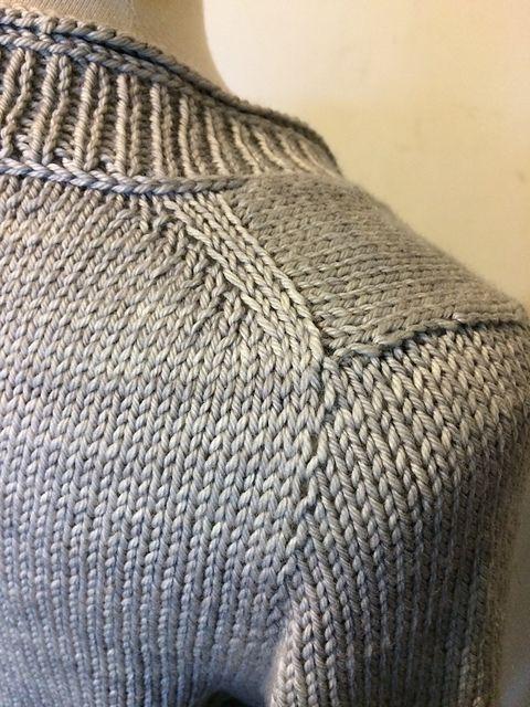 Ravelry: Viviana Cardigan pattern by Vera Sanon