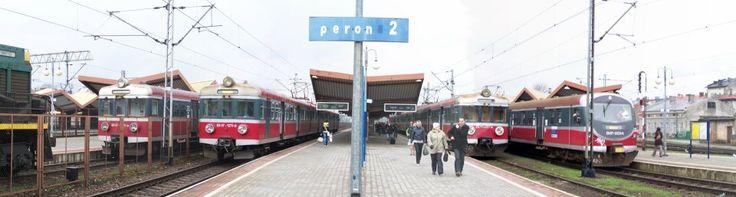 Przemyśl Główny fot. Maciej Szywała