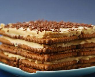 Petit Beurre Taart Recepten - myTaste.be