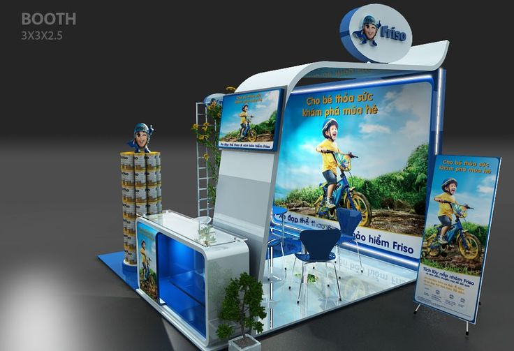 Friso booth