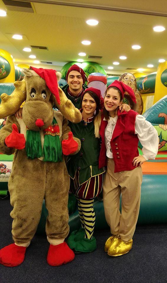 This Christmas at Civitel Attik has been magical thanks to the Santa's Elves!!  credits @Kwnstantina Lakiwti/facebook