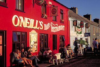 O'Neill's Pub, Allihies, Beara Peninsula, Ireland