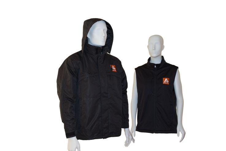 Auckland Tourism Events and Economic Development (ATEED) engaged with us to provide uniforms for their event staff.  These items featured jackets and vests to keep their teams warm during the many public events they manage.
