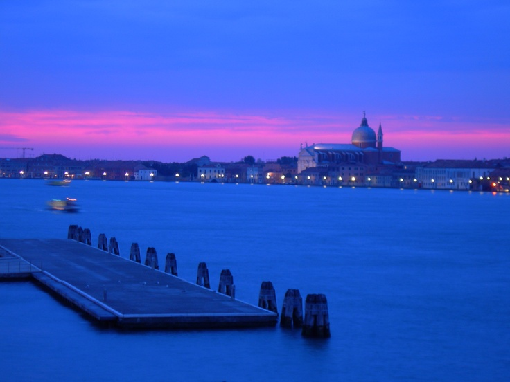 Sunrise in Venice @ my home     Copyright©GiuseppeBoscaroJr.