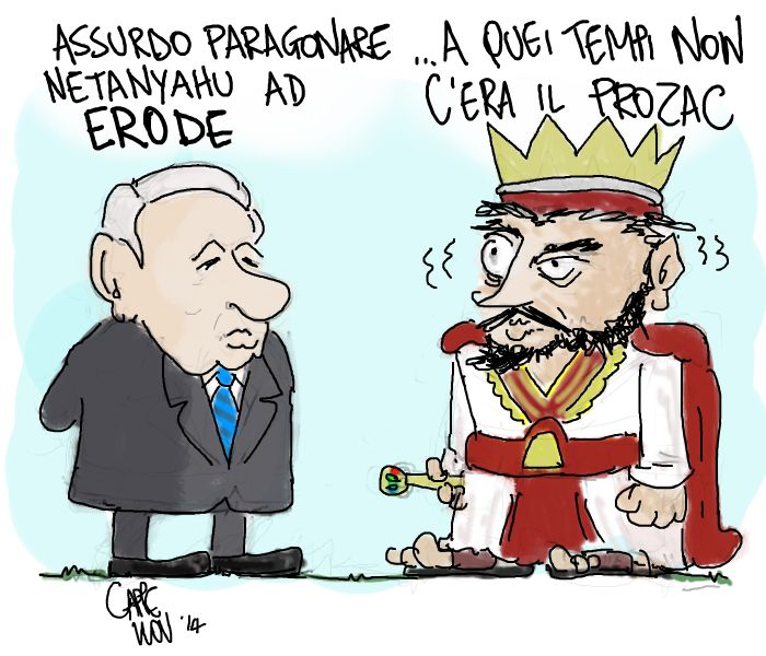 ITALOSAURI  vignette di Valeriano Cappello: missili deficienti