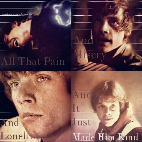 Never thought I'd grow to like this kid so much    Star Wars, Luke Skywalker + Dr Who (Edit owned by Miriam Hannah Robinson)