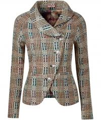 Twist It Up Tweed Jacket