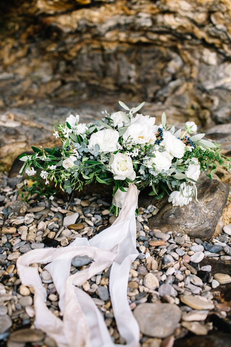 Photography: Rachel Wise - http://www.stylemepretty.com/portfolio/rachel-wise   Read More on SMP: http://www.stylemepretty.com/california-weddings/2015/10/23/relaxed-rustic-newport-beach-wedding/