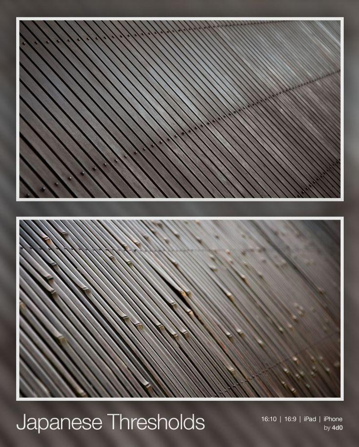 Japanese Thresholds by 4d0.deviantart.com on @deviantART