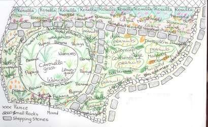 125 best landscape sketch images on pinterest landscape for Plan permaculture