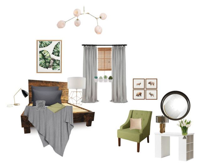 """""""bedroom"""" by elenton on Polyvore featuring interior, interiors, interior design, дом, home decor, interior decorating, PBteen, Radiance, Barefoot Dreams и Design Within Reach"""
