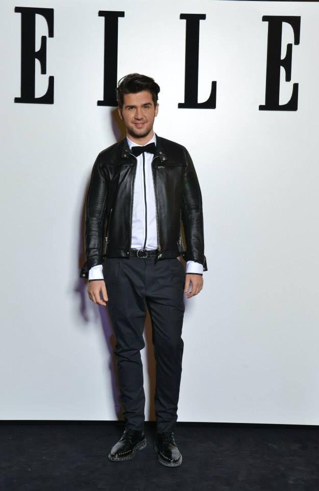 Sorin Stratulat - nominalizat Elle Style Awards 2013, Cel Mai Bun HairStylist